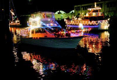 San Rafael Lighted Boat Parade